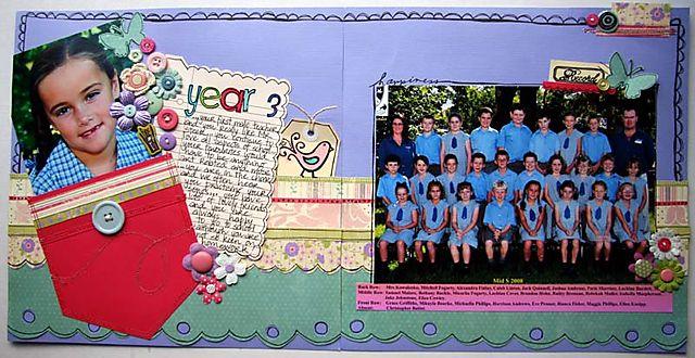 Girly school photos a