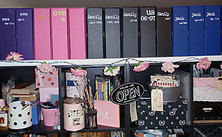 Binder collection