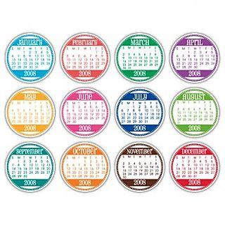 ES Calendar tags bright