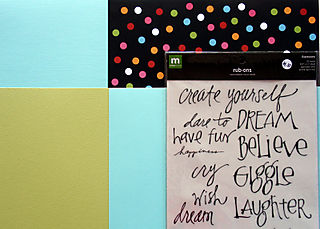 Dream, Believe, Giggle products