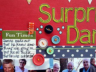 September Double Up - Surprise Darra close 1