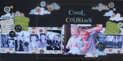 Cool Cousins