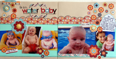 March Double Up - Water Baby image