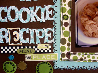March Double Up - Cookie Recipe close 1