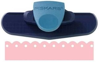 Fiskars Threading Water Border Punch
