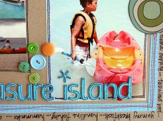I Love Treasure Island close