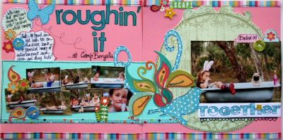 May Doubel Up - Roughin It image