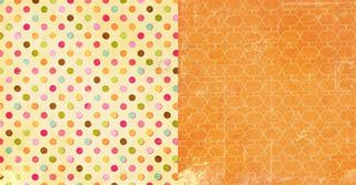 Collage Press Sweet Shoppe Sugar On Top paper