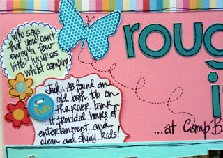 May Double Up - Roughin It close 1