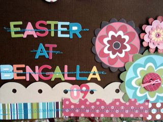 Sept Double Up - Easter at Bengalla close 1