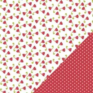 3 Bugs Simple Pleasures red polka