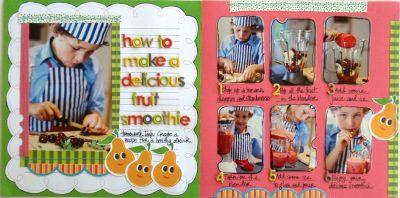 Fruit Smoothie image