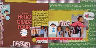 March 10 - Hello Grade 4 image