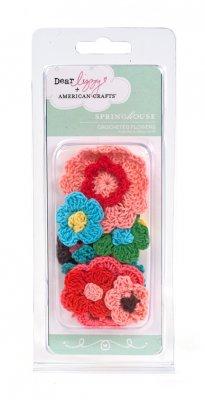 AC Dear Lizzy Crochet Flowers