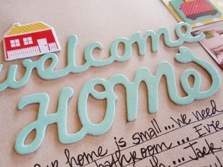 July 10 - Welcome Home close 1