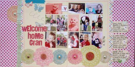 October 10 DU - Welcome Home Gran image