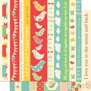 CC Togetherness Borders paper