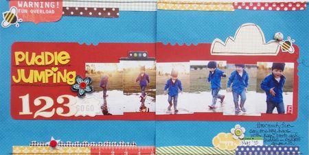 Puddle Jumping layout image