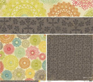 Crate Doilies paper