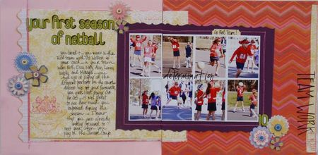 Your First Season Of Netball image