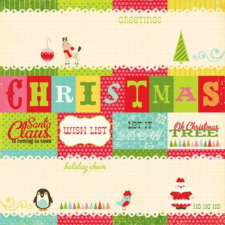 EP Christmas Journalling Cards
