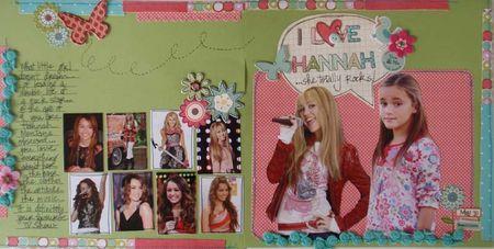 June DU 10 - Hannah Montana image
