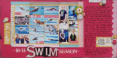 April 11 DU - Swim Season image