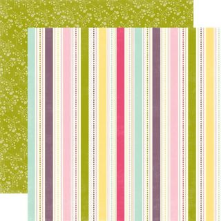 EP Springtime Seasonal Stripe paper