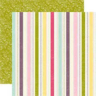 EP Springtime Seasonal Stripe paper