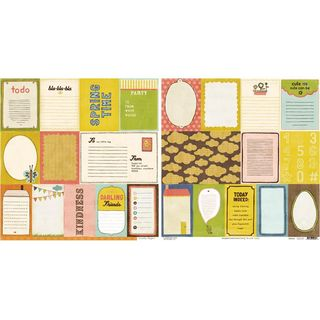 Crate neighborhood Accent cuts paper