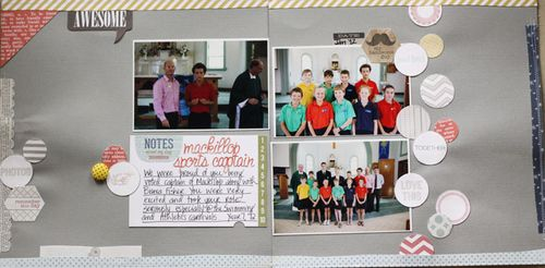March 13 DU - Mackillop Sports Captain
