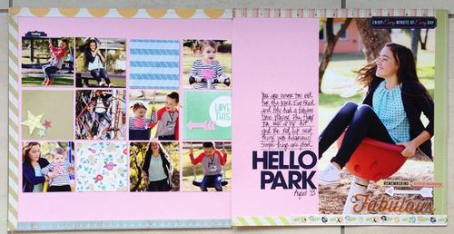 Nov 13 DU - Hello Park